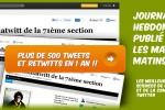 L'hebdomatwitt de la 71ème section proposé par Guillaume-Nicolas Meyer