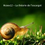 La théorie de l'escargot