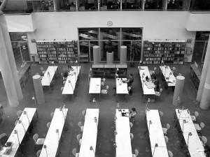 histoire d'internet : l'influence des bibliothèques
