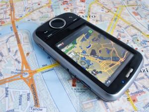 surcharge informationelle : géolocalisation