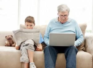 Evaluer l'information sur le web : Digitales Natives et Digital Olders