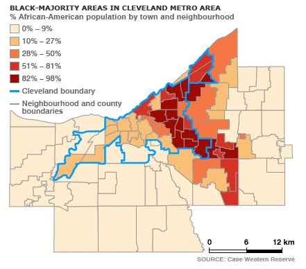 cleveland subprimes black