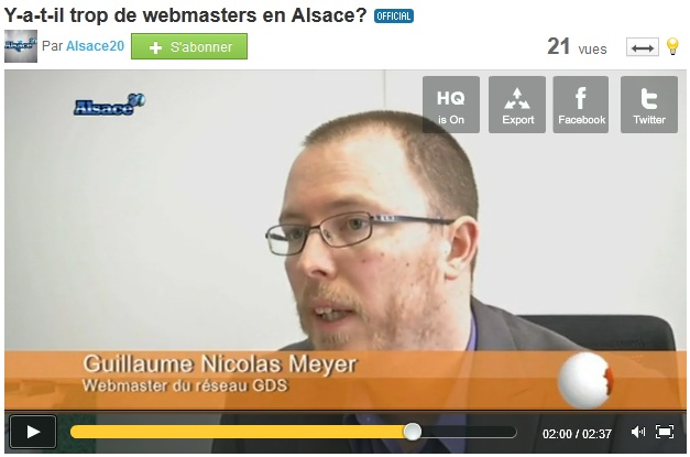 Interview Alsace 20 - Guillaume-Nicolas Meyer